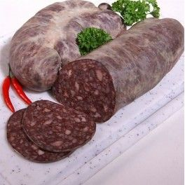 Grützwurst - Kaszanka Gruba