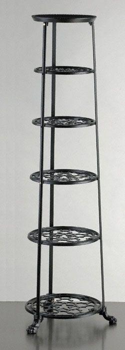Six Tier Pan Stand