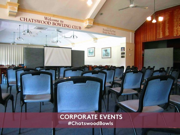 Host your next corporate event or business team building at Chatswood Bowls. #ChatswoodBowls #Sydney #NorthShore - http://www.chatswoodbowls.com.au/events