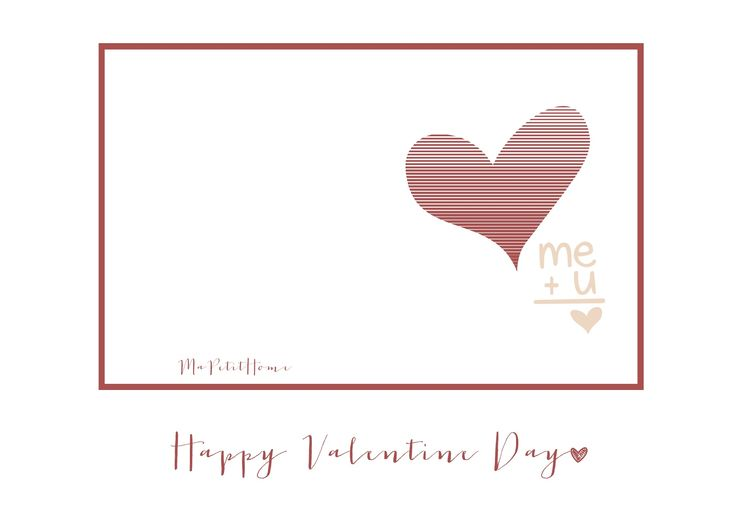 MaPetitHome: °° San Valentino °° FreePrintable