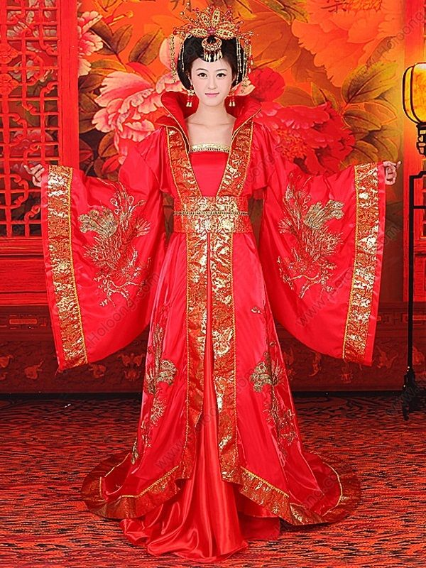 New Chinese Traditional Dress Slim Retro Qi Pao Women Antique Dresses
