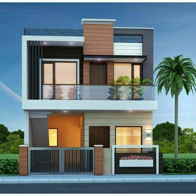 Pin By Neyla Taboubih On Facade In 2019 Bungalow House Design Modern House Design Facade House