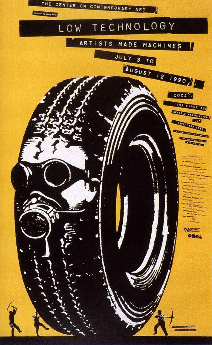 Art Chantry, 1990