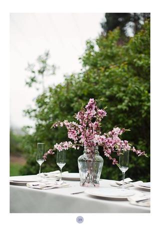 Wedding table decor - Bohemia Living 3/2013