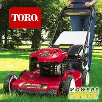Huge selection of Toro Lawn Mower parts in stock.