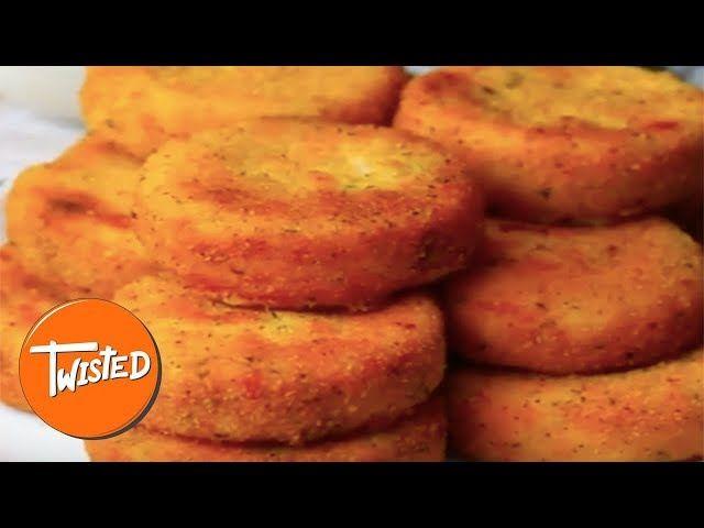 Käsige Kartoffelpüree-Schöpflöffel | Twisted ─ Twisted – Kochen & Rezepte   – Potatoes