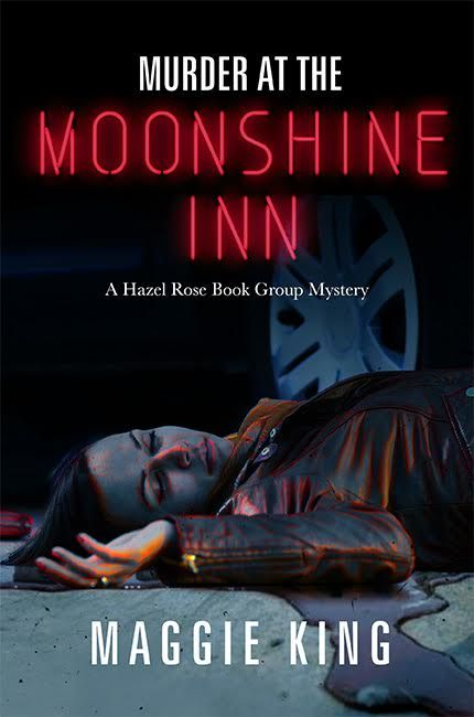 Satisfaction for Insatiable Readers: Great Escapes Blog Tour: MURDER AT THE MOONSHINE INN by Maggie King - #cozymystery review + giveaway!