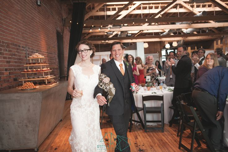 KCMO Wedding At The Berg Donuts Maggiesottero Cactus Succulent Animals