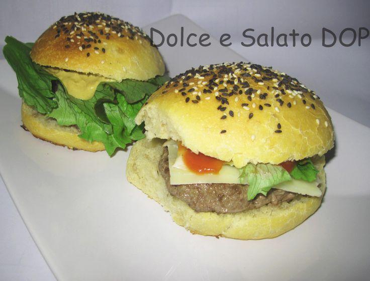Panini Hamburger