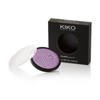 Lidschatten KIKO Infinity+ Sparkle Eyeshadow - KIKO MAKE UP MILANO  #401 Peach