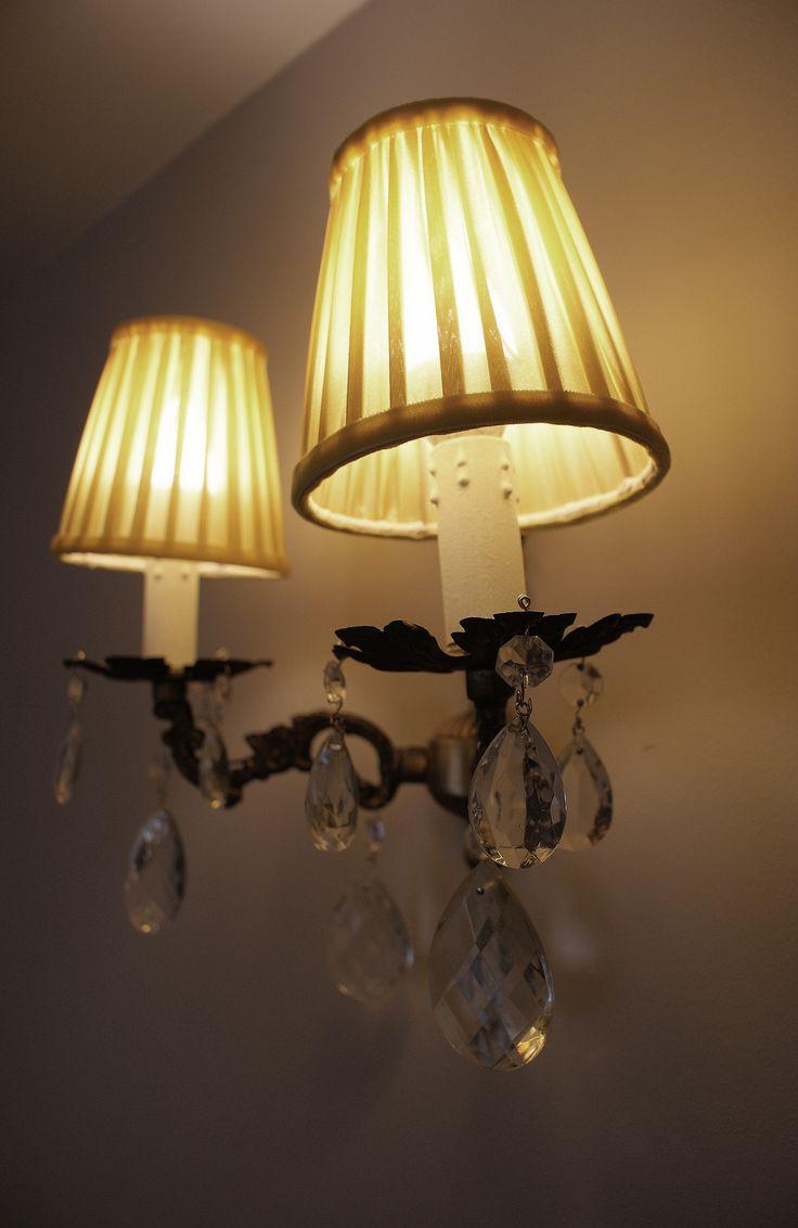 Lush Design - crystal wall lamp