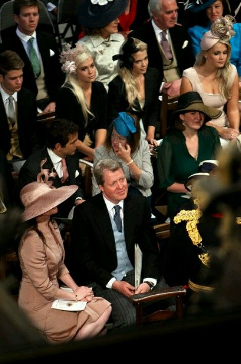 princess diana and earl spencers eulogy Charles, 9th earl spencer, talks with people magazine about delivering his  eulogy for his sister, princess diana, at her funeral at westminster.