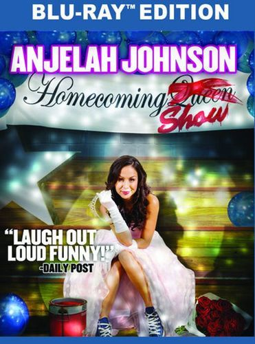 Anjelah Johnson: The Homecoming Show [Blu-ray] [2012]