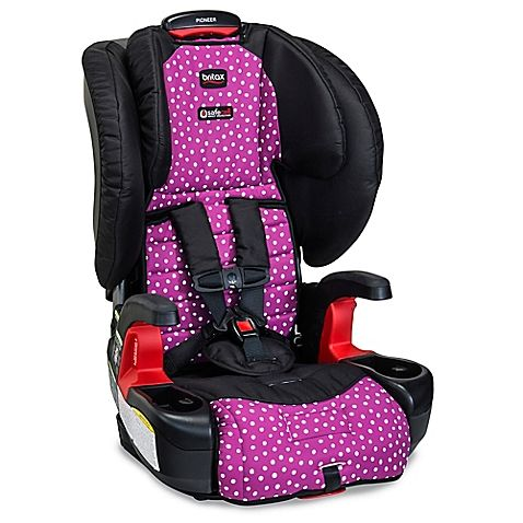BRITAX Pioneer (G1.1) Harness-2-Booster Seat in Confetti - $184.99 - BuyBuyBaby (+20% off Coupon)