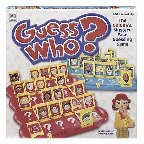 Guess Who - hours of fun!