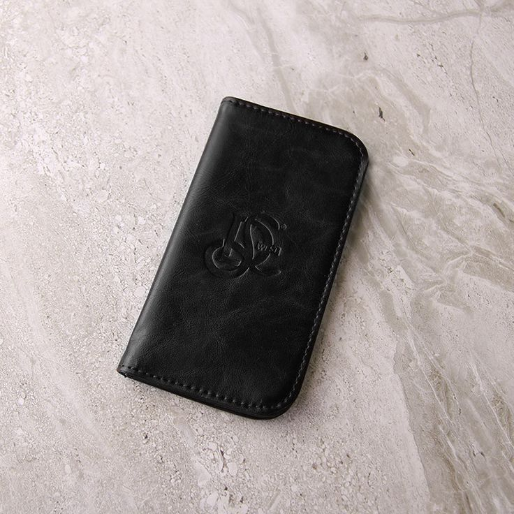 The Original LD West® Wallet - Black