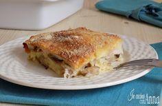 La torta di pancarrè ai funghi è un piatto molto semplice,sostazioso,veloce e di una bontà unica!