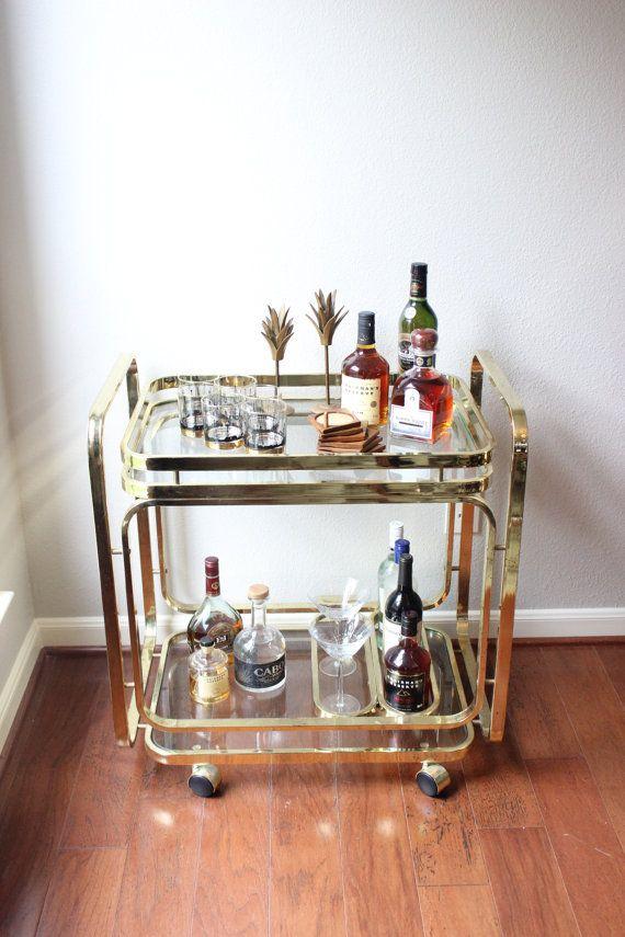 les 25 meilleures id es de la cat gorie style de chariot bar sur pinterest desserte d cor de. Black Bedroom Furniture Sets. Home Design Ideas