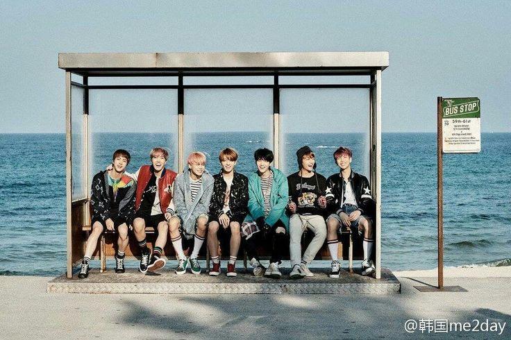 BTS all together