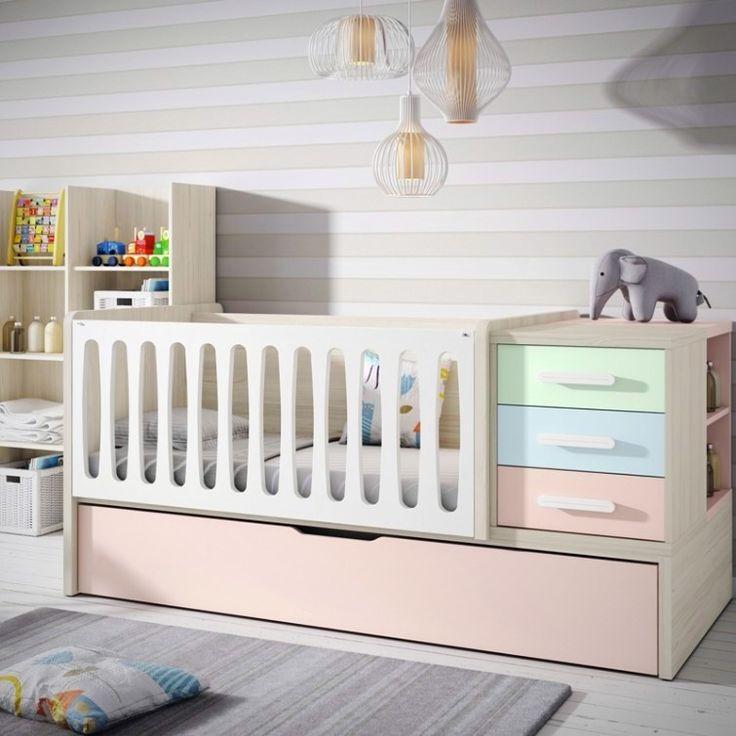 Mejores 63 imágenes de Baby Room / Habitación del Bebé en Pinterest ...
