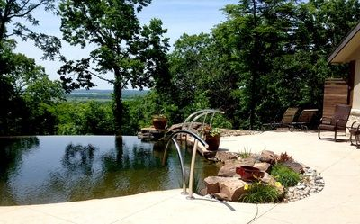 Natural Swimming Pool/Ponds (NSP's) are a chemical-free, low-maintenance alternative to traditional chlorine pools. The water is clean, crystal-clear, and filtered naturally using a built-in biological filter.