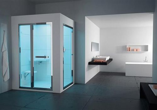 Luxury Steam Shower by Teuco – Pasha