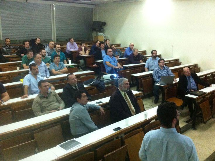 1η συνάντηση Morbidity & Mortality meeting. Η συνάντηση των ουρολογικών κλινικών έγινε στο Γενικό Κρατικό Θεσσαλονίκης Γ. Γεννηματάς.