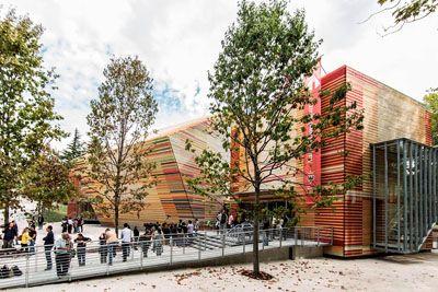 Auditorium del Parco  - Rpf