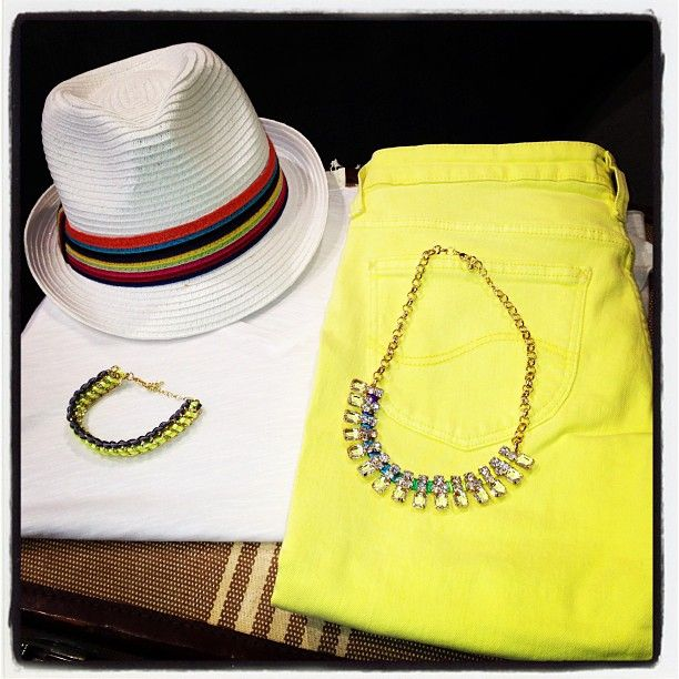Accessorise me with Neon Colours!  http://bowandpearl.com/new-in.html