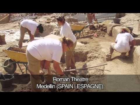 VIDEÓ: Az Europa Nostra 2013 egyik nagydíjasa a Római színház, Medellín, Spanyolország.