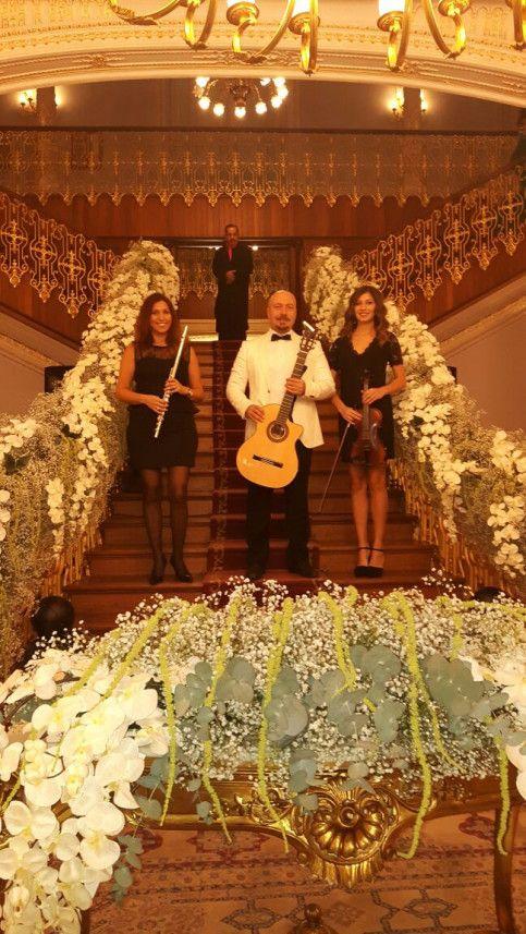 Hakan Cumhur Trio - En İyi Fatih Trio Müzik Grupları gigbi'de