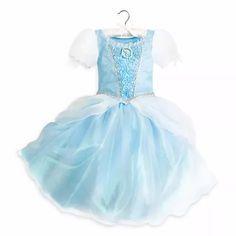 vestido disfraz de princesa cenicienta de disney 100% origin