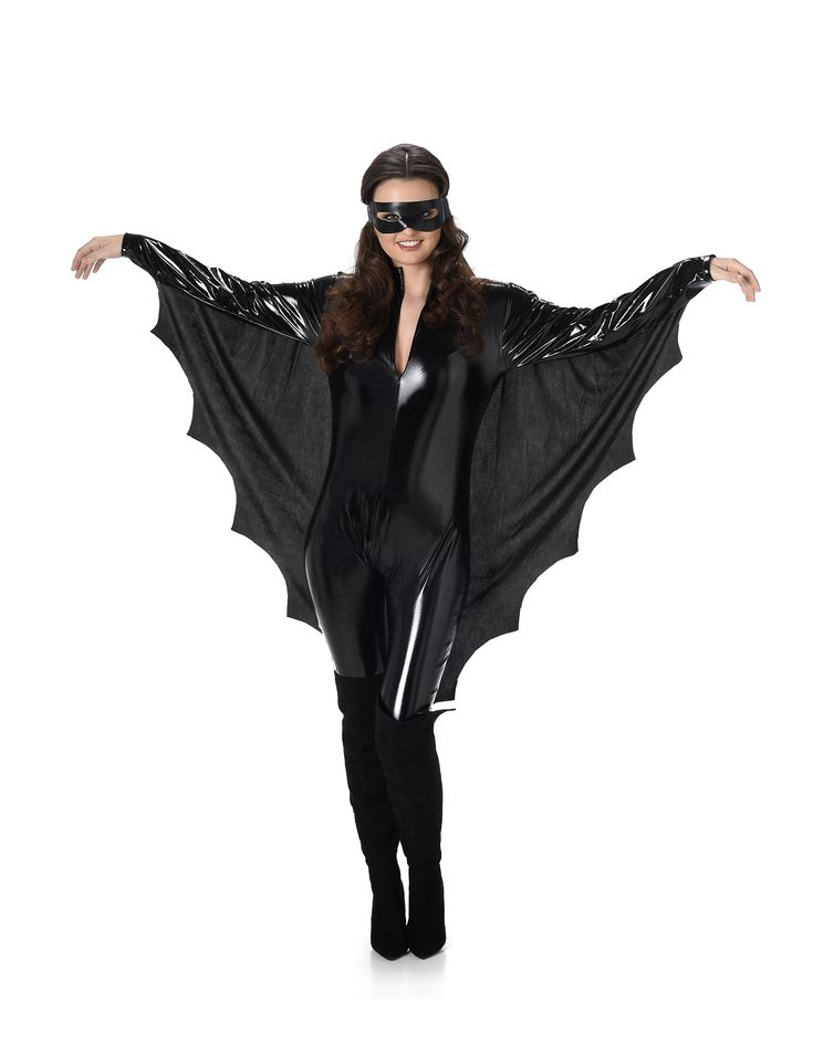 M s de 25 ideas incre bles sobre disfraz de murci lago en - Murcielagos para halloween ...