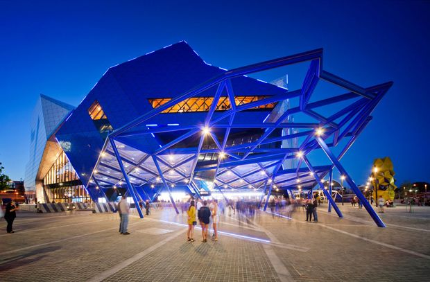Perth Arena takes out highest honour at 2013 WA Architecture Awards | Architecture And Design