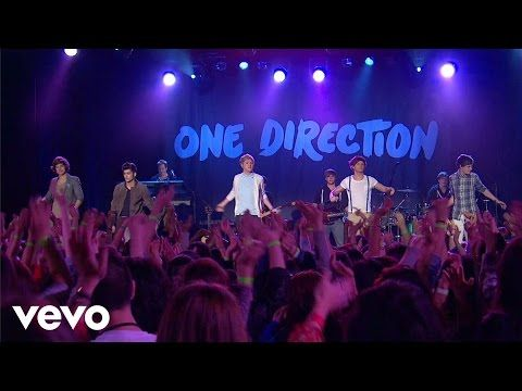One Direction - Up All Night (VEVO LIFT) - YouTube