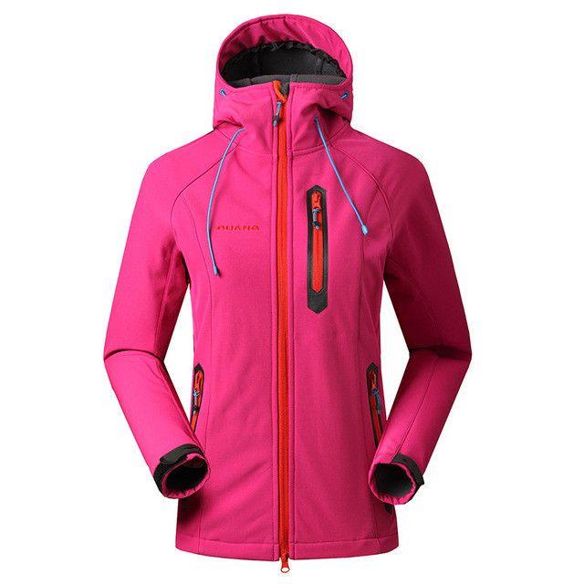 Women's Waterproof Soft Shell Jacket