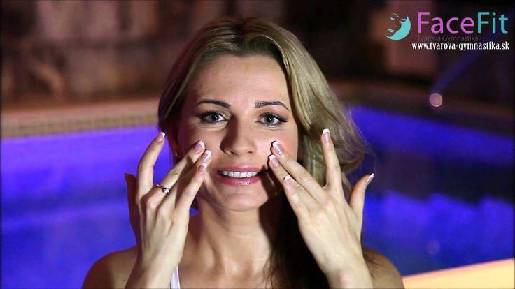 42 ročná lektorka z Austrálie prináša nové video tvárovej gymnastiky na ...