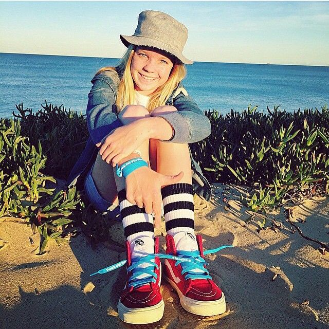 @poppystarr is an amazing role model for young people ➕ world champion skater ➕ an official #laceitup Ambassador  GET YOUR LACES NOW ---------> www.laceitup.com.au ➕ get creative and share your #laceitup style for #homelessyouth
