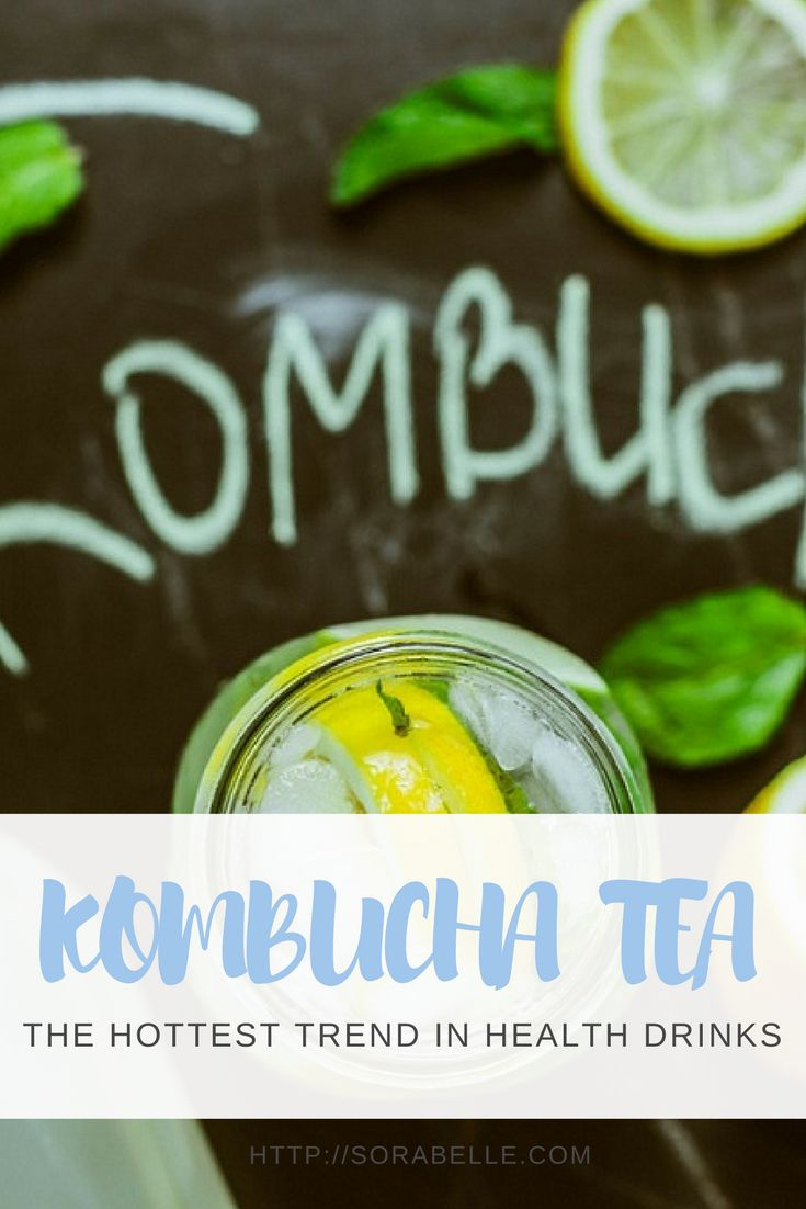 """Kombucha, The Fermented Tea Drink That's Been Dubbed €�elixir Of Life"""" For  Its"""