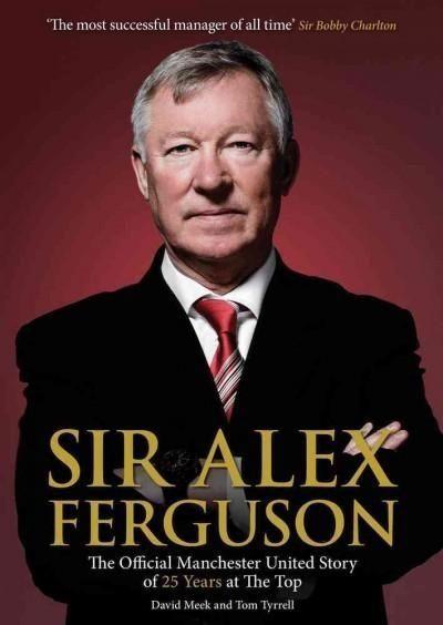 Sir Alex Ferguson, Manchester United (Book)