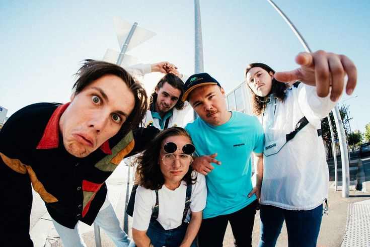 """We've been waiting for this ever since """"Intimate Alien"""" was released: Ocean Grove's new album The Rhapsody Tapes. Due to their Rhapsody Manifesto, we know that Ocean Grove s…"""