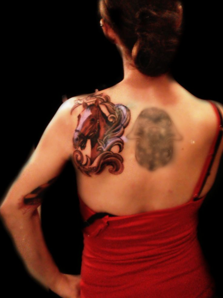 98 best images about Horse tattoos on Pinterest ... Paint Horse Tattoos