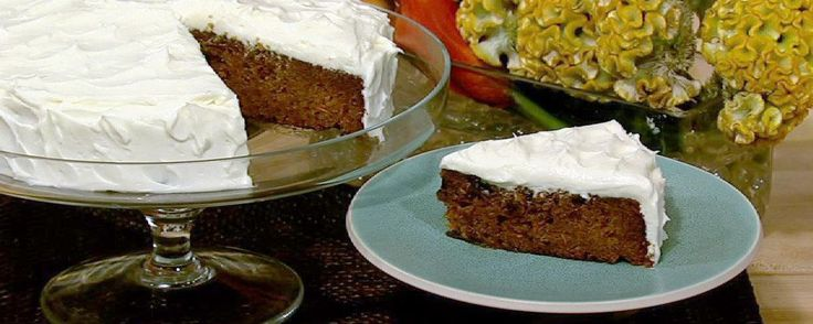 Stephanie Abrams' Carrot Cake with Maple Cream Cheese Frosting Recipe | The Chew - ABC.com