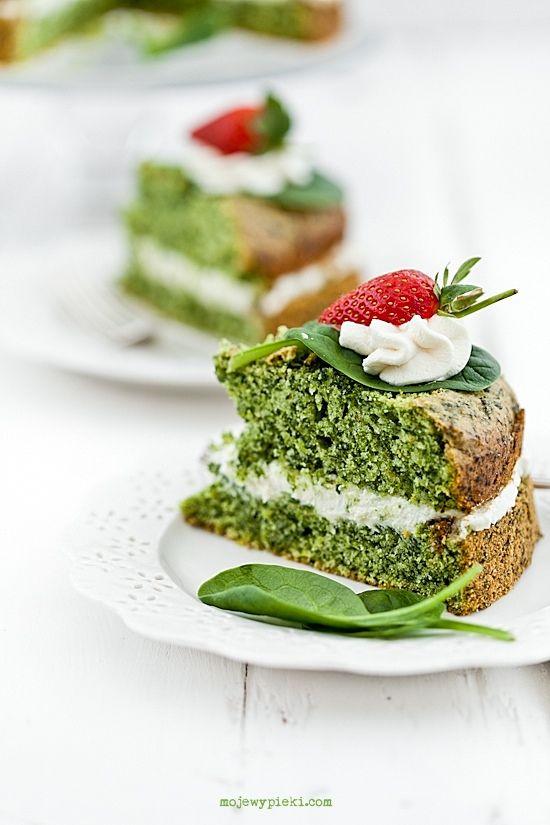Tureckie ciasto ze szpinakiem