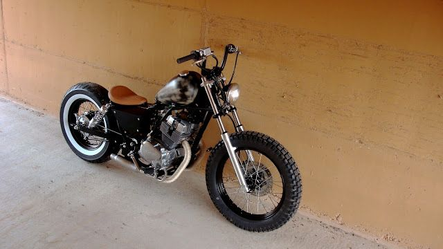 Machine-13 Honda Rebel 250 brat style