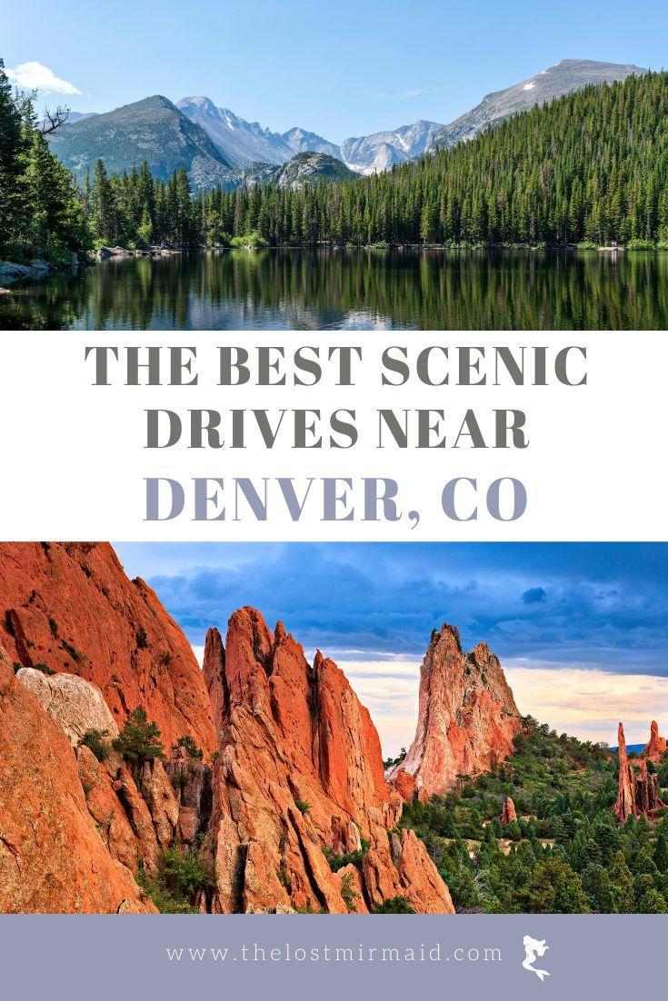 The Best Scenic Drives Near Denver The Lost Mirmaid Scenic Drive Colorado Travel North America Travel Destinations