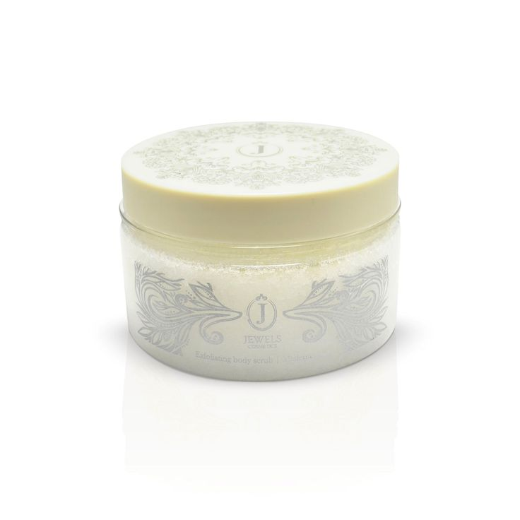 THE DIAMOND COLLECTION: EXFOLIATING BODY SCRUB MADEMOISELLE  Professional SPA-Standard: Exfoliating Body Scrub Contains Avocado, Apricot, Sesame & Almond emollient oils with Kiwi extract & Vitamin E. Exfoliates, conditions and encourages skin renewal. Gently smooths away residues and toxins from the skin to leave it glowing with new life and vitality. 300 ml, 10.5 fl. oz. PARABEN-FREE