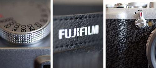 Fuji X100 - Taken with a Nikon D90 | Photography by www.colinmurdochstudio.com
