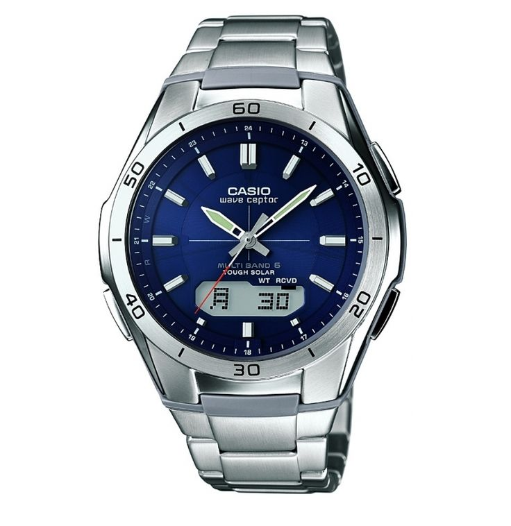 Buy Casio Men's Waveceptor Alarm Chronograph Watch WVA-M640D-2AER from our Men's Watch range at The Watch Dealer. Quality guaranteed with our 2 year The Watch Dealer Warranty on all watches.