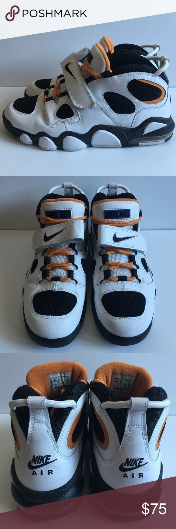 Nike Air Max Charles Barkley men's size 11 Nike Air Max Charles Barkley men's size 11. Great condition worn 2x. Nike Shoes Athletic Shoes